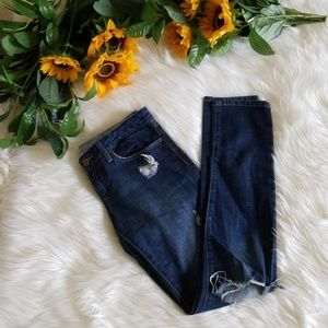 Gap Limited Edition Distressed Jeans